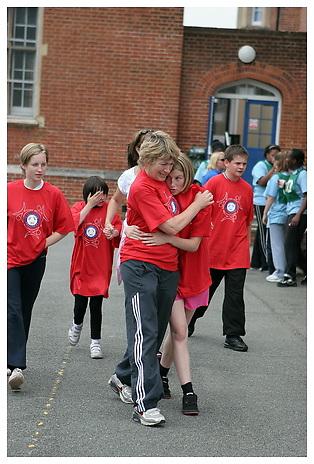 Panathlon Challenge.Carew Manor School .Sutton