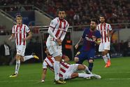 Olympiakos Piraeus v FC Barcelona -31 Oct 2017
