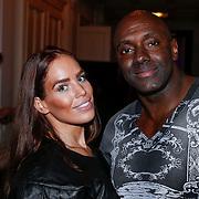 NLD/Amsterdam/20121112 - Beau Monde Awards 2012, Carlos Lens en partner
