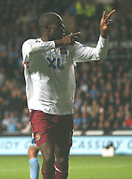 Photo: Steve Bond.<br /> Coventry City v West Ham United. Carling Cup. 30/10/2007. Carlton Cole celebrates