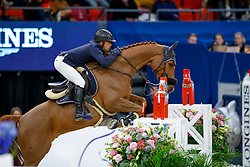 Robert Olivier, FRA, Tempo de Paban<br /> Final Round 2<br /> Longines FEI World Cup Finals Jumping Gothenburg 2019