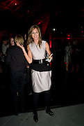 TRINNY WOODALL. The Summer Party. Hosted by the Serpentine Gallery and CCC Moscow. Serpentine Gallery Pavilion designed by Frank Gehry. Kensington Gdns. London. 9 September 2008.  *** Local Caption *** -DO NOT ARCHIVE-© Copyright Photograph by Dafydd Jones. 248 Clapham Rd. London SW9 0PZ. Tel 0207 820 0771. www.dafjones.com.