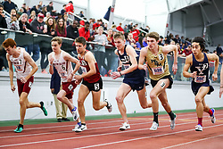 ECAC/IC4A Track and Field Indoor Championships<br /> Mile Run, Start