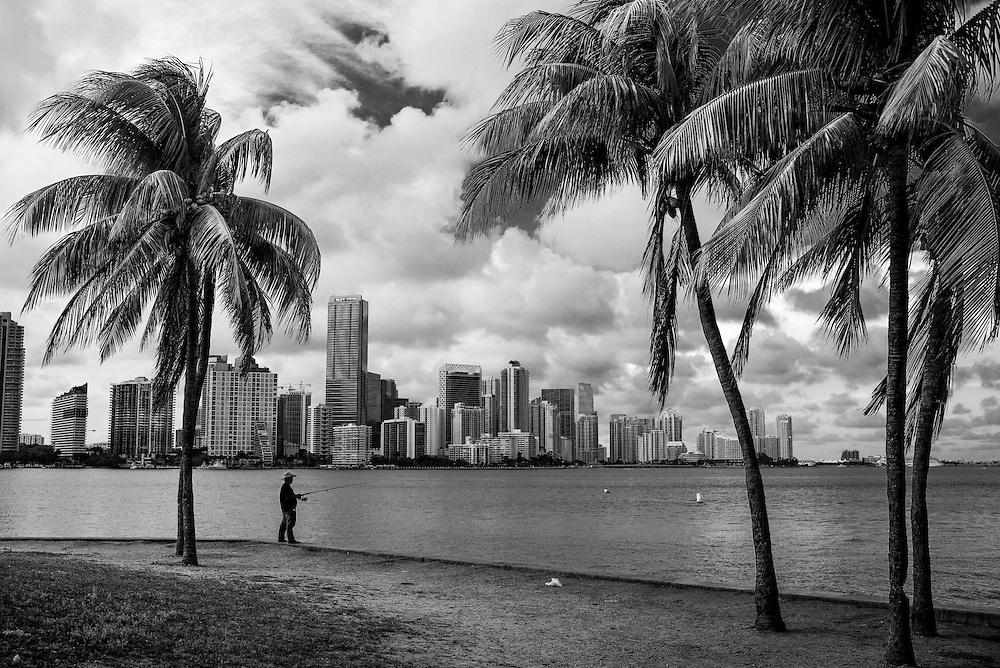 Miami, Florida. Photograph © 2015 Darren Carroll