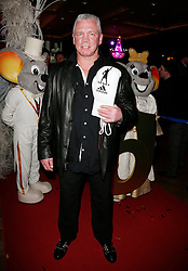 11.01.2014, Ballsaal Berlin Europapark, Rust, GER, 50 Jahre Henry Maske, Roter Teppich zum 50. Geburtstag von Henry Maske, im Bild Graciano Rocchigiani (ehem Boxer, Weltmeister) // during red carpet to 50th Birthday of Henry Maske Ballsaal Berlin Europapark in Rust, Germany on 2014/01/11. EXPA Pictures © 2014, PhotoCredit: EXPA/ Eibner-Pressefoto/ BW-Foto<br /> <br /> *****ATTENTION - OUT of GER*****