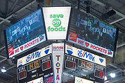 KELOWNA, CANADA - JANUARY 30:  CIBC at the Kelowna Rockets game on January 30, 2018 at Prospera Place in Kelowna, British Columbia, Canada.  (Photo By Cindy Rogers/Nyasa Photography,  *** Local Caption ***