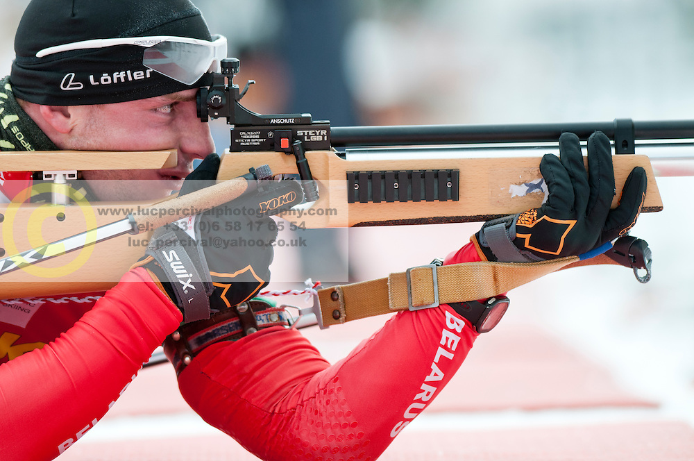 LUKYANENKA Yauheni, Biathlon Middle Distance, Oberried, Germany