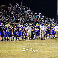 09-30-16 BHS Homecoming vs Gentry