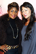 16 October 2010- l to r: Jocelyn Taylor, President, JRT MultiMedia and Thuyan Julien, Urban Artist Relations, Apple I-Tunes at The Black Girls Rock! Shot Caller's Reception Presented by Beverly Bond and BET held at Fred's at Barneys New York on October 15, 2010 in New York City. ..BLACK GIRLS ROCK! Inc. is 501(c)3 non-profit youth empowerment and mentoring organization established to promote the arts for young women of color, as well as to encourage dialogue and analysis of the ways women of color are portrayed in the media. Photo Credit:.Terrence Jennings..