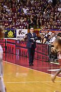 DESCRIZIONE : Venezia Lega A 2014-15 Umana Venezia-Grissin Bon Reggio Emilia  playoff Semifinale gara 5<br /> GIOCATORE :Recalcati Carlo<br /> CATEGORIA : Allenatore Coach<br /> SQUADRA : Umana Venezia<br /> EVENTO : LegaBasket Serie A Beko 2014/2015<br /> GARA : Umana Venezia-Grissin Bon Reggio Emilia playoff Semifinale gara 5<br /> DATA : 07/06/2015 <br /> SPORT : Pallacanestro <br /> AUTORE : Agenzia Ciamillo-Castoria /GiulioCiamillo<br /> Galleria : Lega Basket A 2014-2015 Fotonotizia : Reggio Emilia Lega A 2014-15 Umana Venezia-Grissin Bon Reggio Emilia playoff Semifinale gara 5<br /> Predefinita :