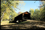 07: MISCELLANY COVERED BRIDGE, WILDFLOWERS