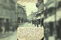 Zagreb = Agram (Croatie) : Ilica = Rue Ilica. <br /> <br /> ImpresumZagreb : Naklada Jul. Hühna, [1899].<br /> Materijalni opis1 razglednica : tisak ; 14,2 x 9,2 cm.<br /> NakladnikJulije Hühn<br /> Mjesto izdavanjaZagreb<br /> Vrstavizualna građa • razglednice<br /> ZbirkaZbirka razglednica • Grafička zbirka NSK<br /> Formatimage/jpeg<br /> SignaturaRZG-ILIC-38<br /> Obuhvat(vremenski)19. stoljeće<br /> NapomenaPutovala je 1899. godine<br /> PravaJavno dobro<br /> Identifikatori000945900<br /> NBN.HRNBN: urn:nbn:hr:238:091216 <br /> <br /> Izvor: Digitalne zbirke Nacionalne i sveučilišne knjižnice u Zagrebu