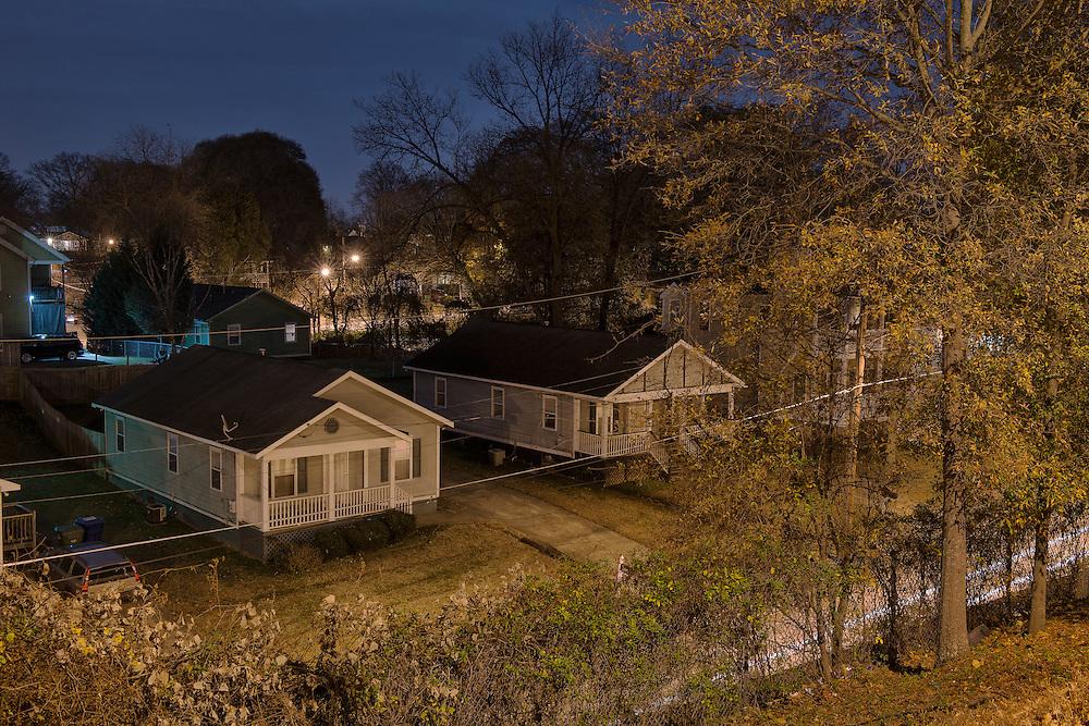 American Nightscapes / Out of Atlanta<br /> <br /> Atlanta,Georgia,USA, 2014
