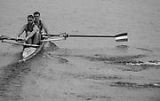 Sarasota. Florida USA.  NED M2-. Bow. Lex VAN DEN HERIK and Bo WULLINGS. Move away from the start at the 2017 FISA World Rowing Championships, Nathan Benderson Park<br /> <br /> Sunday  24.09.17   <br /> <br /> [Mandatory Credit. Peter SPURRIER/Intersport Images].<br /> <br /> <br /> NIKON CORPORATION -  NIKON D500  lens  VR 500mm f/4G IF-ED mm. 200 ISO 1/640/sec. f 5.6
