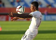 Auckland-Football, Under 20 World Cup, Panama v Ghana