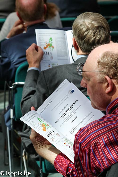 Former Members Association - FMA spring events - EPRS Information Seminar