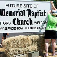 Memorial Baptist Church 50th