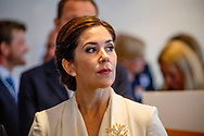 Stockholm, 29-05-2017 <br /> <br /> Crown Prince Frederik and Crown Princess Mary of Denmark visit Crown Princess Victoria and Prince Daniel on the occasion of Liveable Scandinavia.<br /> <br /> Visiting exhibition with Danish agricultural and food products and 11.05<br />  <br /> Visit the convention floor<br /> <br /> COPYRIGHT: ROYALPORTRAITS EUROPE/ BERNARD RUEBSAMEN