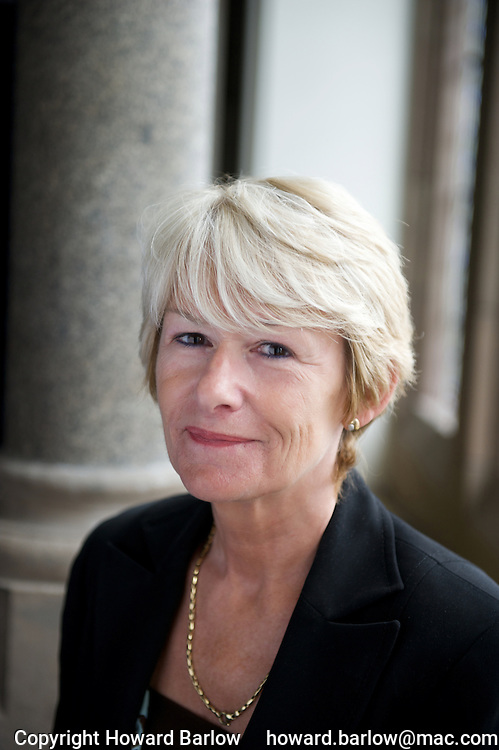 Dame Nancy Rothwell<br /> President &amp; Vice-Chancellor at The University of Manchester