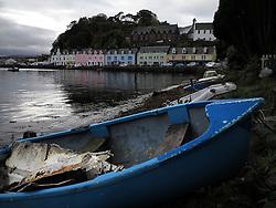 UK SCOTLAND PORTREE 8OCT13 - Harbour in the town of Portree on the Isle of Skye, western Scotland.<br /> <br /> jre/Photo by Jiri Rezac<br /> <br /> © Jiri Rezac 2013