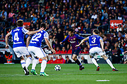 14 Phillip Couthino from Brasil of FC Barcelona scoring a goal during the Spanish championship La Liga football match between FC Barcelona and Real Sociedad on May 20, 2018 at Camp Nou stadium in Barcelona, Spain - Photo Xavier Bonilla / Spain ProSportsImages / DPPI / ProSportsImages / DPPI