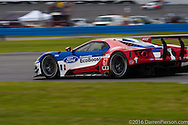 #67 Ford Chip Ganassi Racing Ford GT: Ryan Briscoe, Richard Westbrook, Stefan Mücke
