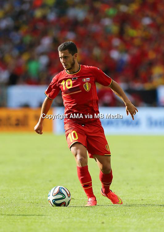 Eden Hazard of Belgium