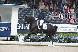 Heylen Tom, BEL, Jar of Ballmore<br /> World Championship Young Dressage Horses <br /> Ermelo 2016<br /> © Hippo Foto - Leanjo De Koster<br /> 29/07/16
