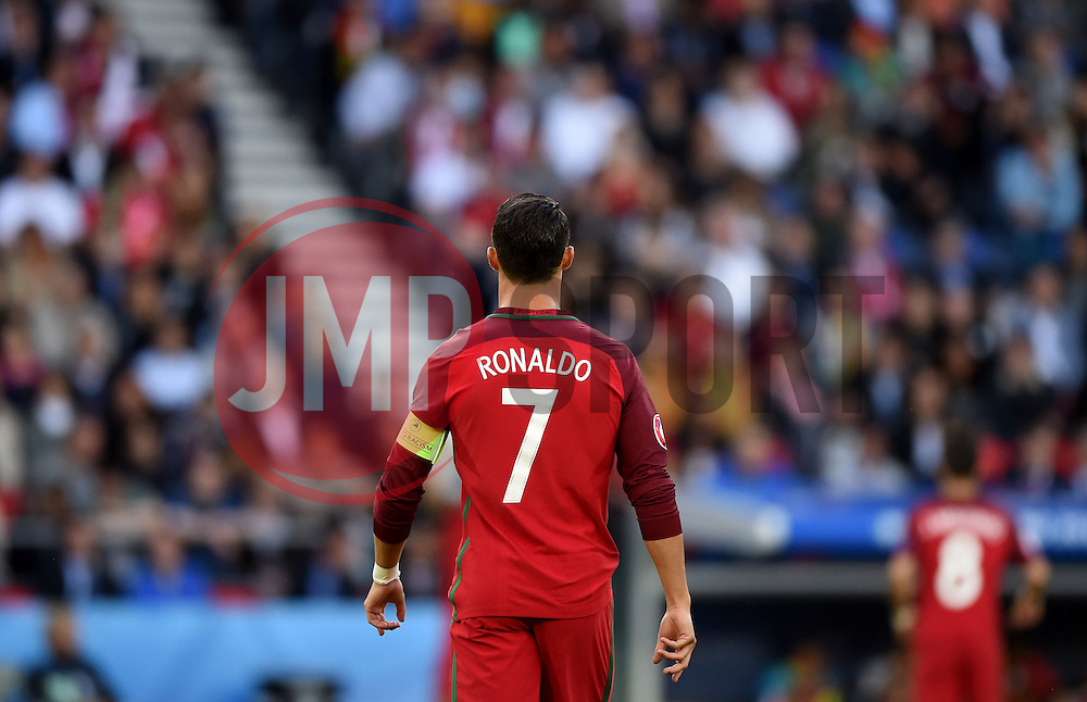 Cristiano Ronaldo of Portugal  - Mandatory by-line: Joe Meredith/JMP - 18/06/2016 - FOOTBALL - Parc des Princes - Paris, France - Portugal v Austria - UEFA European Championship Group F