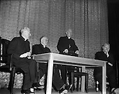 1956 Bishops October Meeting at Maynooth