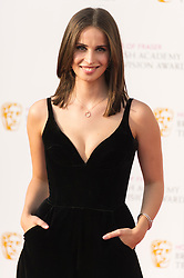 © Licensed to London News Pictures. 08/05/2016. London, UK. HEIDA REED attends the BAFTA Television Awards 2016. Photo credit: Ray Tang/LNP