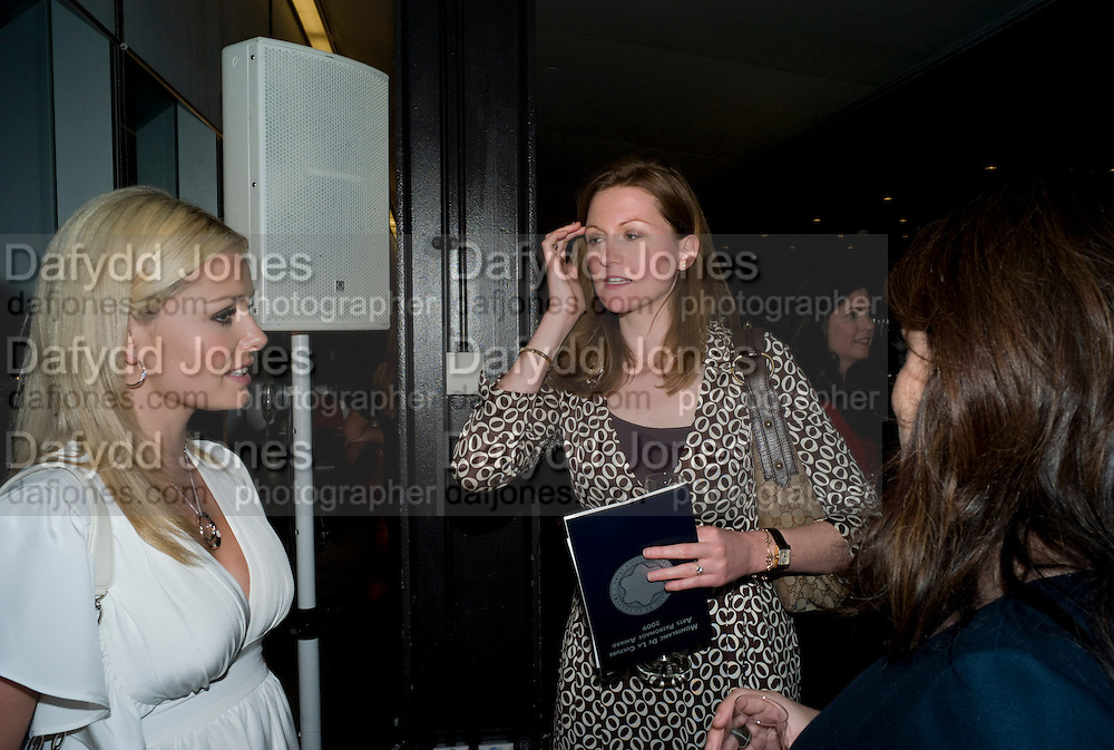 KATHERINE JENKINS, The Presentation of the Montblanc de la Culture Arts Patronage Award to Anthony D'Offay. Tate Modern. 16 April 2009<br /> KATHERINE JENKINS, The Presentation of the Montblanc de la Culture Arts Patronage Award to Anthony D'Offay. Tate Modern. 16 April 2009 *** Local Caption *** -DO NOT ARCHIVE-© Copyright Photograph by Dafydd Jones. 248 Clapham Rd. London SW9 0PZ. Tel 0207 820 0771. www.dafjones.com.