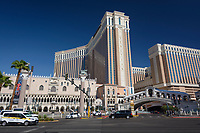 The Venitian, Las Vegas, Nevada, USA.
