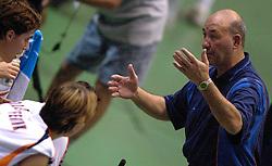 19-06-2000 JAP: OKT Volleybal 2000, Tokyo<br /> Nederland - Japan 1-3 / Pierre Mathieu