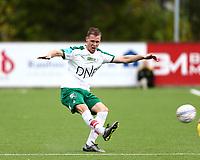Fotball ,Post-nord ligaen ,  <br /> 10.09.17<br /> Nammo Stadion<br /> Raufoss v HamKam 2-0<br /> Foto : Dagfinn Limoseth , Digitalsport<br /> Jacob Egeris Pedersen  , HamKam