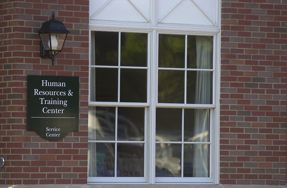 15490Human Resources & Training Center : Outside shots