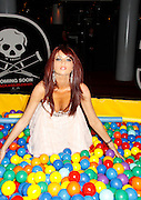 """REALITY TV star Amy Childs is clearly having a ball as she juggles her appearances on The Only Way Is Essex with her bid to become a glamour model.<br /> Amy 20, posed in a ball pool at the premiere of Johnny Knoxville flick Jackass 3D at the BFI Imax on London's South Bank.<br /> And she wrote online: """"Had a amaizing (sic) night...And yes I stood next to johnny Knoxville x x omg he is gorgeous x x"""".<br /> Her fellow Essex star Jack Tweed turned in a pants display on the ITV2 show.<br /> Jade Goody's ex pulled down pal Mark Wright's shorts as he did pull-ups, to reveal a tiny pair of undies.<br /> Mark later did some punching with joker Jack . . . bet he wishes he'd worn his BOXER shorts now.<br /> ©James Curley/Exclusivepix"""