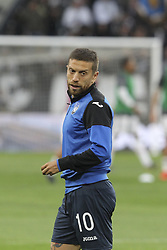 May 19, 2019 - Turin, Piedmont, Italy - Alejandro Gomez (Atalanta BC) before the Serie A football match between Juventus FC and Atalanta BC at Allianz Stadium on May 19, 2019 in Turin, Italy. (Credit Image: © Massimiliano Ferraro/NurPhoto via ZUMA Press)