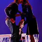 NLD/Amsterdam/20110905 - Presentatie cast When Harry Met Sally, Daniel Boissevain en Isa Hoes