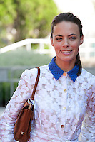 Actress Berenice Bejo at the gala screening for the film The Childhood of a Leader at the 72nd Venice Film Festival, Saturday September 5th 2015, Venice Lido, Italy.