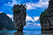 James Bond Island, Andaman Sea, Thailand