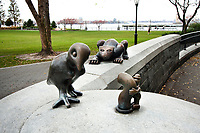 Battery Park City, NY, NY