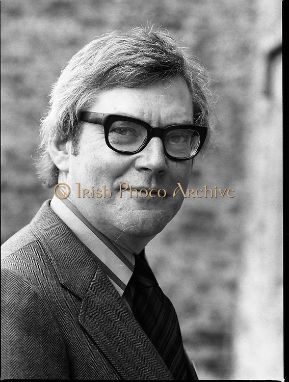 C.D.P. Reception At Slane Castle.    (M62)..1979.27.03.1979..03.27.1979..27th March 1979..Mr Alan Keeler was pictured at the C.D.P.reception held at Slane Castle.