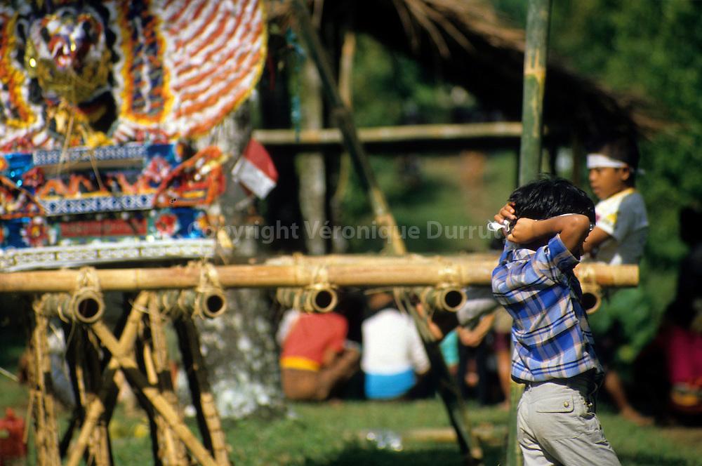 Life in Bali