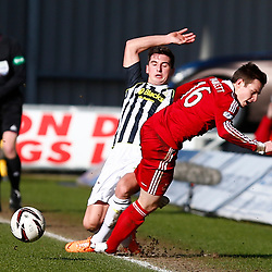 St Mirren v Aberdeen | Scottish Premiership | 15 February 2014