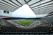 St James' Park ahead of the Premier League match between Newcastle United and Swansea City at St. James's Park, Newcastle, England on 13 January 2018. Photo by Craig Doyle.