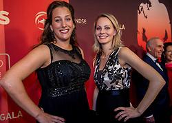 21-12-2016 NED: Sportgala NOC * NSF 2016, Amsterdam<br /> In de Amsterdamse RAI vindt het traditionele NOC NSF Sportgala weer plaats / Elis Ligtlee genomineerd voor de eretitel Sportvrouw van het Jaar met vriendin