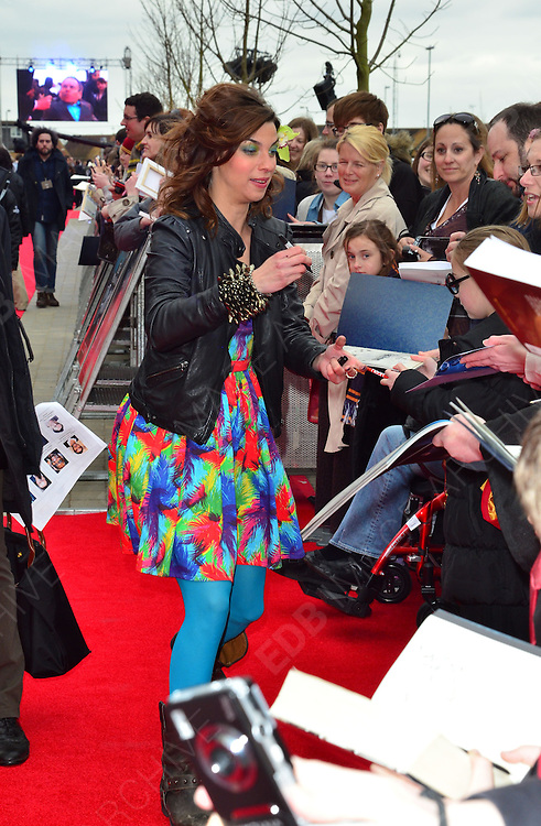 31.MARCH.2012. HERTFORSHIRE<br /> <br /> NATALIA TENA ATTENDS THE GRAND OPENING OF THE WARNER BROS. STUDIO TOUR IN LONDON: THE MAKING OF HARRY POTTER IN WATFORD, HERTFORDSHIRE.<br /> <br /> BYLINE: EDBIMAGEARCHIVE.COM<br /> <br /> *THIS IMAGE IS STRICTLY FOR UK NEWSPAPERS AND MAGAZINES ONLY*<br /> *FOR WORLD WIDE SALES AND WEB USE PLEASE CONTACT EDBIMAGEARCHIVE - 0208 954 5968*