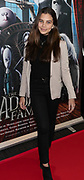 2019, December 01. Pathe ArenA, Amsterdam, the Netherlands. Fenna Hill at the dutch premiere of The Addams Family.