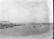 Views of Howth harbour.08/09/1956